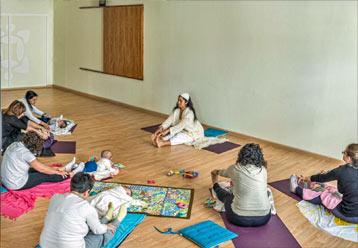 yoga postnatal menorca