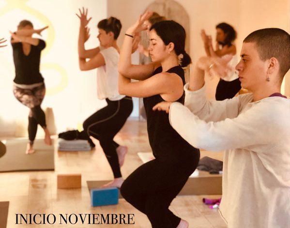 Formacion Profesores Hatha Vinyasa Yoga Menorca