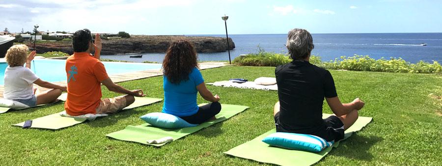 Retiro Kundalini Yoga Menorca