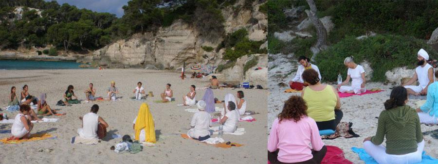 Retiro Yoga Menorca