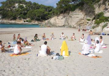 Retiro Yoga Kundalini Menorca