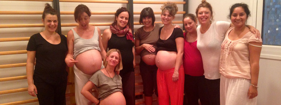 yoga prenatal emabarazada Menorca